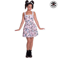 Hell Bunny Funfair Mini Dress rockabilly cute XL UK 16 SALE