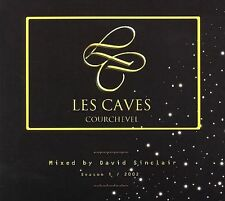 Les Caves Courchevel French Club Dance Digipak New And Sealed Free USA Shipping