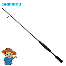 Shimano ZODIAS 264ML-2 Medium Light freshwater bass fishing spinning rod pole