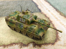 Well Painted Warlord Games 28mm 1/56 scale World War 2 German Panther A
