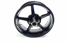 2008 KTM RC8 RC8R Straight Nice Black Rear Wheel Rim 6901000104430