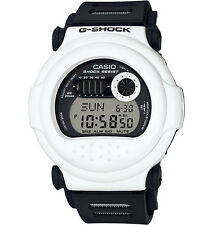 Casio G001BW-7 Men's Ltd/Ed Jason Camo White Black Alarm Chrono G Shock Watch