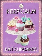 Keep Calm,Eat Cupcakes,Cafe Torta Da negozio,Tè Per Cucina Room,qualità