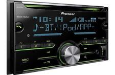 Pioneer FH-X730BS Double 2 DIN InDash CD Player Bluetooth MIXTRAX XM Radio Ready