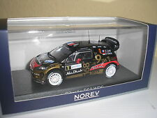 Citroen DS3 WRC Rally de France 2013 Loeb/Elena in 1:43 von Norev