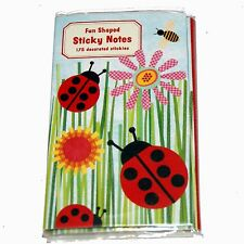 Fun Shaped Sticky Notes . . . 175 decorated stickles (7 designs)