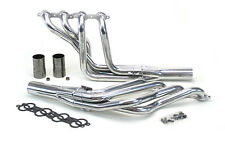 "MuscleRods 1994-2003 S-10 Truck LS swap headers 1 3/4"" long tube - inside frame"