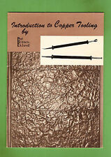 #D225. INTRODUCTION  TO  COPPER  TOOLING  BOOKLET