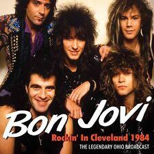 Bon Jovi-Rockin In Cleveland 1984  CD NEW