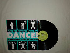 Alter Ego  Featuring Daisy Dee–Dance! (If You Cannot)(Remix ByT.M.)-Disco Vinile