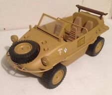 21 St Century Toys Ultimate Soldier 1/6th Afrika Korps Tan Schwimmwagen