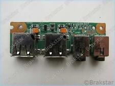 78043 USB & Audio board Jack Connector ASUS K53S K53SV