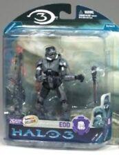 """GameStop exclusive Halo 3 Series 3 """"Steel EOD"""" Action Figure (Xbox 360) new MINT"""