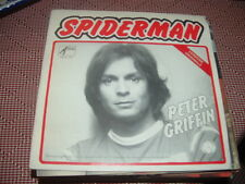 "PETER GRIFFIN "" SPIDERMAN - JUST WHEN I NEEDED YOU MOST ""  ITALY'78"