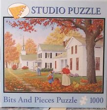 HANDS TO WORK BY JOHN SLOANE STUDIO BITS AND PIECES PUZZLE