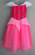 Sleeping Beauty Costume Dress Girl Size 2T Pink Princess Beastly Buddies