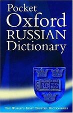 The Pocket Oxford Russian Dictionary-ExLibrary