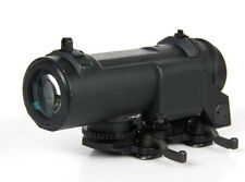 Dual Role Military 1X-4X Magnifier Tactical Airsoft Scope
