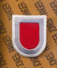 US Army 54th Engineer Co Airborne parachute beret flash patch c/e