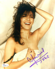 (SSG) MARINA SIRTIS Signed 8X10 Color Photo with a JSA (James Spence) COA