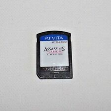 Assassin's Creed III 3 Liberation (PlayStation Vita 2012) TESTED, CARTRIDGE ONLY