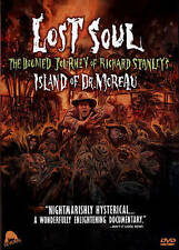 Lost Soul: The Doomed Journey of Richard Stanleys Island of Dr. Moreau (DVD,...