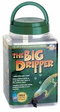 Zoo Med Big Dripper - Ideal for Chameleons, Reptile Drinking Water Bottle