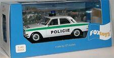 FOXTOYS/IXO, FOX013, Wolga GAZ M-24, Policie, Czech Police, Polizei CSSR, 1/43