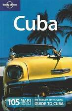 Cuba (Lonely Planet Country Guides) by Brendan Sainsbury, Paperback Book
