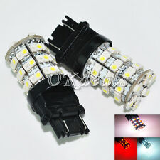 12V 3157 3457 3057 60 SMD LED White Red Turn Signal and Switchback Light Lamp