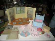 American Girl Angelina Ballerina Magical Magnetic Room Stage Cottage Bed & More