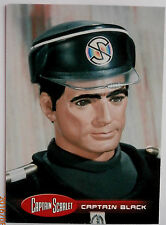 Captain SCARLET-singoli TRADING CARD # 41, CAPITANO NERO-inarrestabile CARDS
