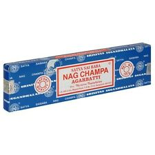 Nag Champa 100 Grams Box Original Satya Sai Baba Incense Sticks
