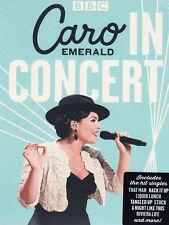 Caro Emerald - In Concert [Blu-ray] Caro Live, einfach der Hammer! * NEU & OVP *