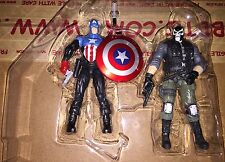 CROSSBONES, CAPTAIN AMERICA comic Marvel Universe series Infinite Avengers Black