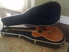 RareAuthentic Tony King Owned Vintage Fender Springhill Handmade Acoustic Guitar