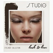 studio lash n line eyeliner collection brand new with box