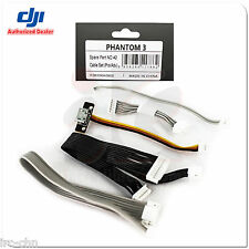 DJI Phantom 3 (Professional/Advance) Part 42 Cable Set RC Drone Quadcopter