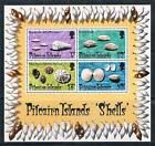 Pitcairn Is 1974 Shells MS SG 151 MNH