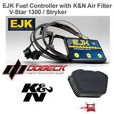 Yamaha V-Star 1300, XVS1300, Stryker EJK Fuel Injection Controller & K&N YA-1307