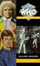 Dr. Who New Adventures: Kiling Ground by Steve Lyons (1996, Paperback)