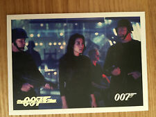 James Bond Archives 2014 Gold Foil Parallel Card 078 064/125 Tomorrow Never Dies