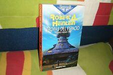 TROPAS DEL ESPACIO, ROBERT A. HEINLEIN, MARTINEZ ROCA 2ª EPOCA SUPER FICCION 201