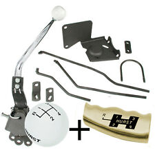 HURST 4 Speed Shifter kit 1967 1968 Camaro Firebird Muncie 451 M20 M21 M22 SS RS