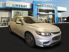 Chevrolet: Malibu 4dr Sdn LT w
