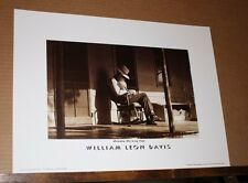 Sunday Morning Nap by William Leon Davis Amish Allen county kentucky