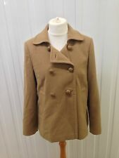 Womens Next Coat - Uk14 - Double Breasted - Great Condition