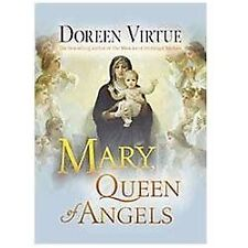 Mary, Queen of Angels by Doreen Virtue ~ Hardcover~New~ (English) Free Shippin