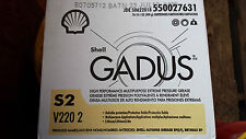 Shell Gadus S2 V220 2 10 Pack of Grease Tubes