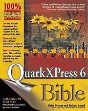 QuarkXPress6 Bible